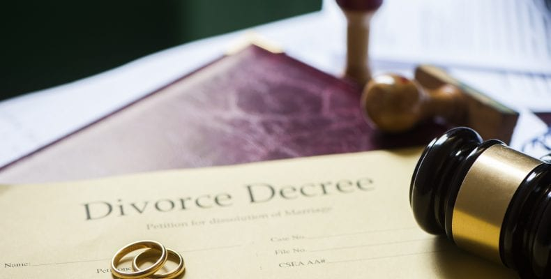 Grey Divorce Decree